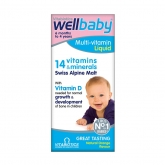 WELLKID BABY and INFANT sirop x 150 ml